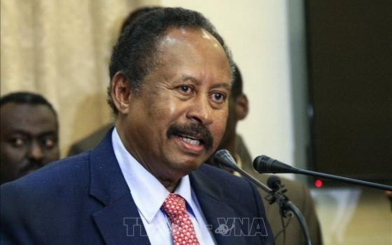 蘇丹共和國總理阿卜杜拉‧哈姆杜克。(圖源:越通社)