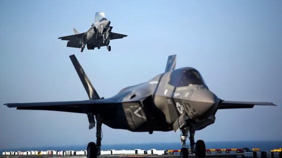 美國F-35B型戰鬥機。(圖源:互聯網)