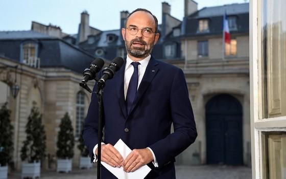 法國政府總理愛德華‧菲利普。(圖源:AFP)