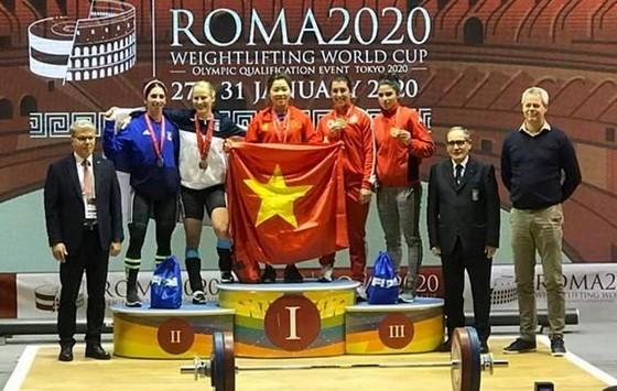 黃氏緣奪得了3枚金牌。(圖源:互聯網)