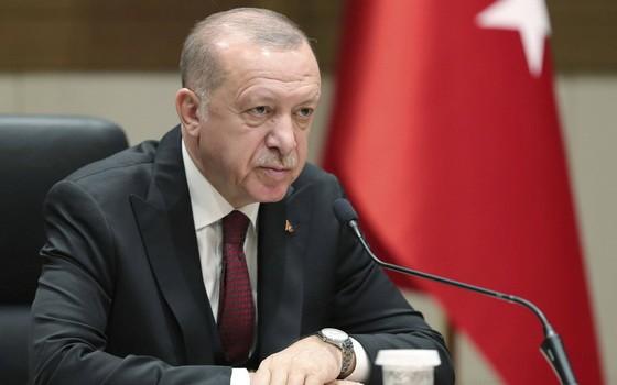 土耳其總統埃爾多安。(圖源:Getty Images)