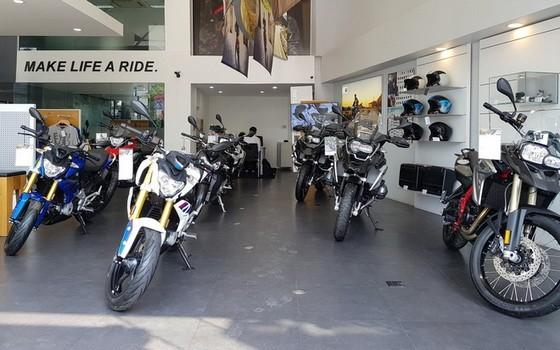 圖為 Thaco 當前配銷的幾款BMW摩托車型號。(圖源:Motorrad)
