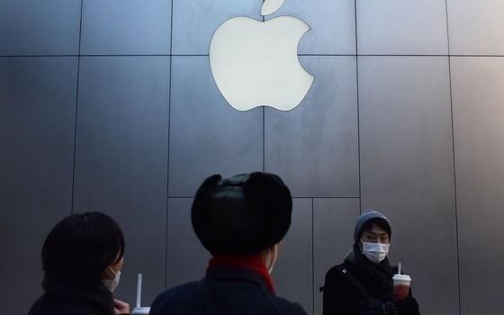 疫情在全球不斷蔓延,除大中華區以外的所有蘋果零售店將暫時關閉。(圖源:路透社)