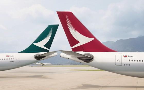 國泰航空及國泰港龍將於4及5月削減96%客運網絡運力,而貨機航班運力則不受影響。(圖源:Cathay Pacific)
