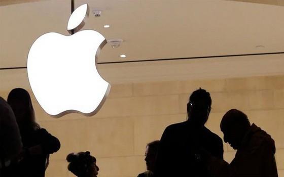 美國科技公司蘋果(Apple)的總市值當地時間23日跌破了1萬億美元。(示意圖源:互聯網)