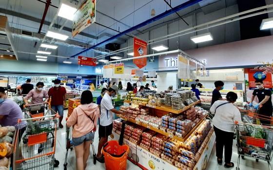 超市貨源充足。(圖源:H.Ng)