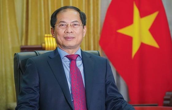 外交部副部長裴清山。(圖源:Q.T)