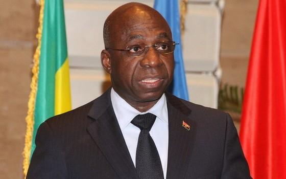 安哥拉共和國外交部長泰特‧安東尼奧。(圖源:互聯網)