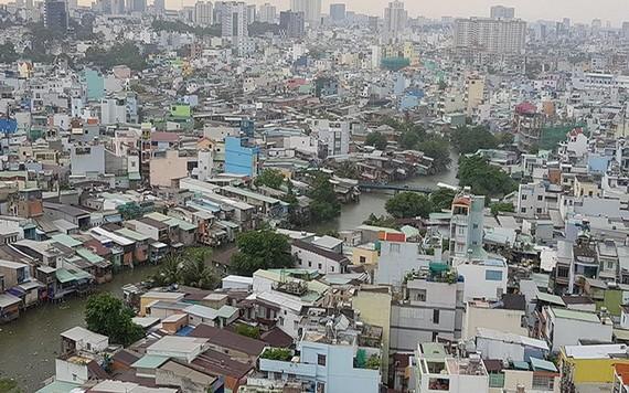 本市的住房需求不斷增加。