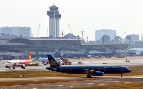 新山一機場一瞥。(圖源:光定)