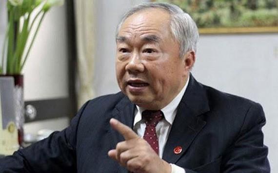 黨中央原委員、國會對外委員會原主任武卯生前照。(圖源:人民代表)