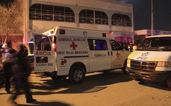 襲擊造成9人當場死亡,1人被送到醫院後不治身亡。(圖源:路透社)