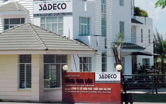涉事的 Sadeco 公司。(圖源:互聯網)
