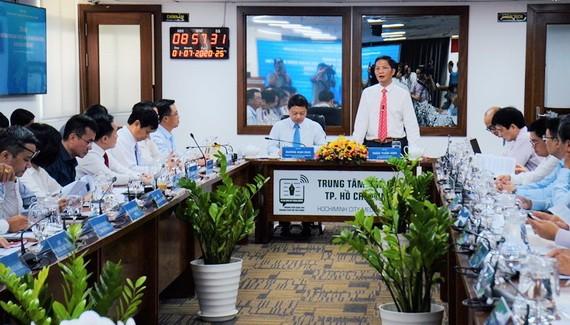 """""""歐盟與越南自由貿易協定(EVFTA)與媒體角色""""座談會現場。(圖源:廷元)"""