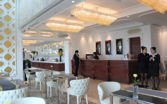 西貢萬韻酒店一瞥。