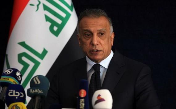 伊拉克總理卡迪米。(圖源:路透社)