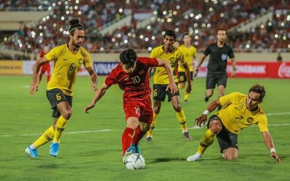 越南-馬來西亞將於10月13日進行比賽。(圖源:互聯網)