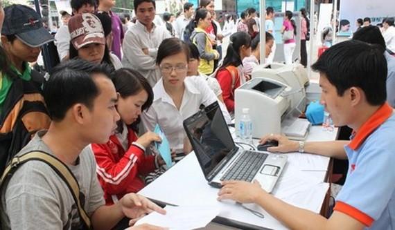 應屆畢業生對未來的事業抱著很大之渴望。