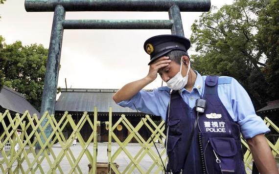 日本東京8月以來出現連續高溫天氣,已造成逾百人中暑死亡。(圖源:歐新社)