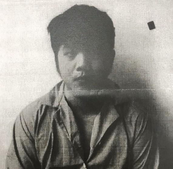被逮捕的中國籍通緝犯黃亞山。(圖源:B.A)