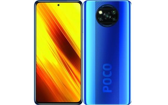 POCO X3 NFC智能手機。(圖源:互聯網)
