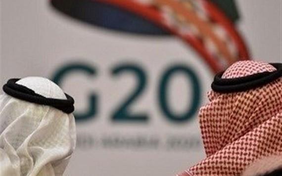 二十國集團(G20)輪值主席國沙特阿拉伯28日發表聲明說,今年二十國集團領導人峰會將於11月21日至22日以視頻方式舉行。(圖源:互聯網)