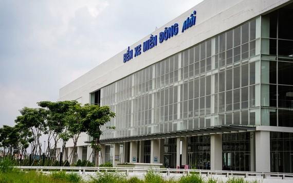 新東區車站將於本月10日投入運營。(圖源:互聯網)