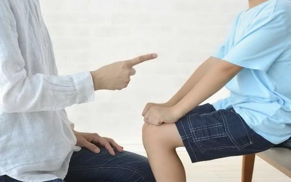 韓禁止家長體罰子女。(示意圖源:互聯網)