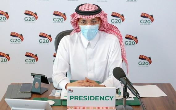 G20輪值主席穆罕默德‧賈丹。(圖源:互聯網)