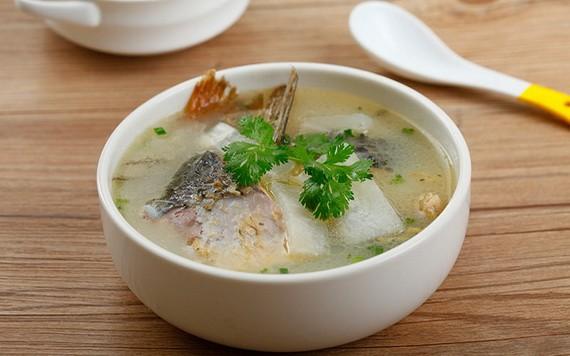 鯉魚冬瓜羹。(圖源:互聯網)