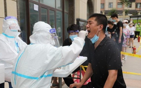 新疆25日新增137例新冠肺炎確診案例,均為無症狀感染者。(圖源:互聯網)