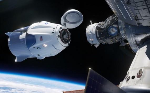 美國宇航局(NASA)和美國太空探索技術公司(SpaceX)計劃於11月14日執行首次商業載人航太任務,送4名宇航員上太空。(圖源:NASA)
