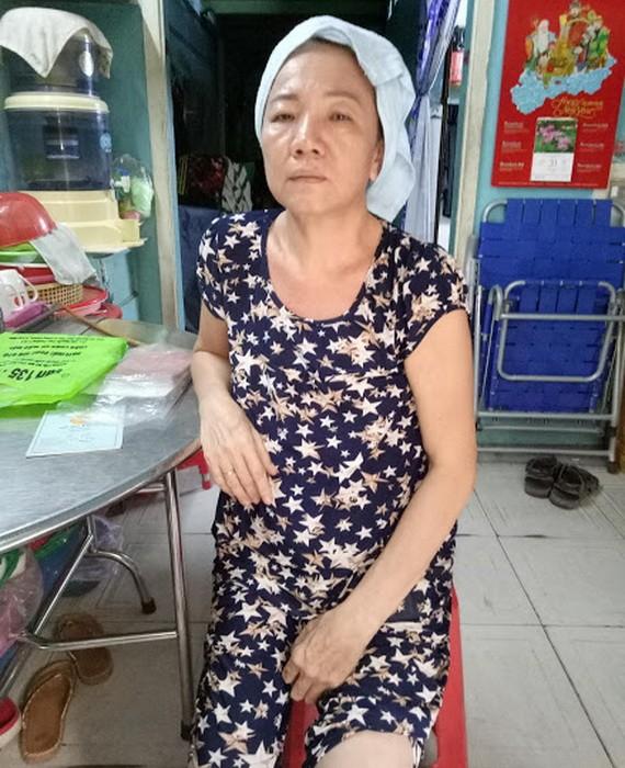 鄭氏玉女目前仍在醫院接受化療。