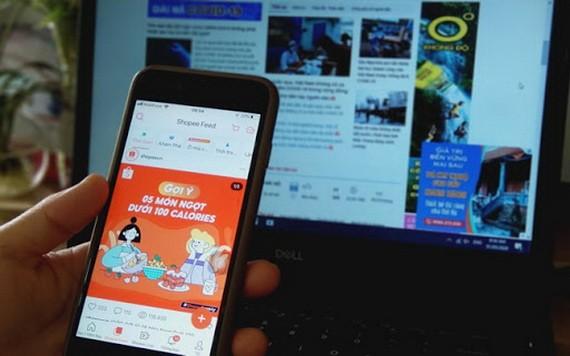 電子商務網站瀏覽量每日 350 萬人次。(示意圖源:互聯網)