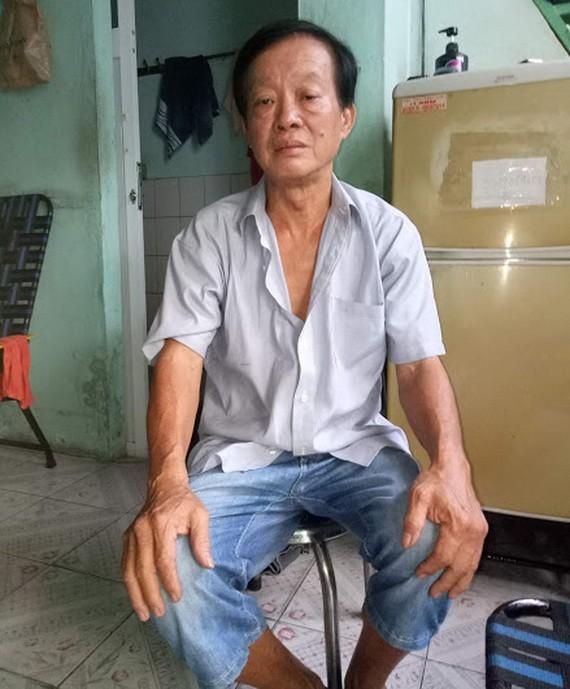 郭紹奇多病纏身,目前仍未能去謀生。