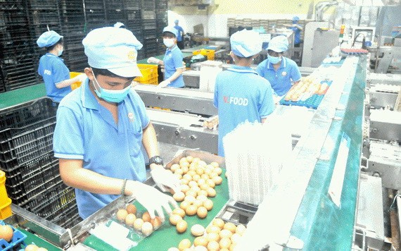 V.Food公司的蛋類參加平抑物價計劃。