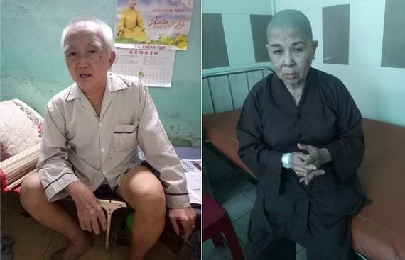 李杏的父母年老病痛多。