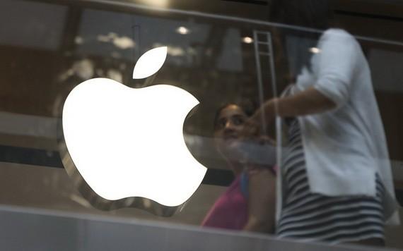 蘋果專賣店。(示意圖源:新華社)