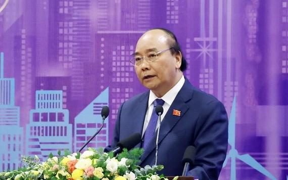 政府總理阮春福。(圖源:越通社)