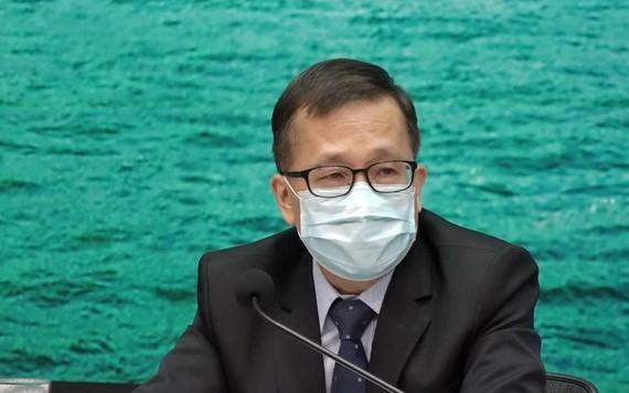 中國香港特區政府經濟顧問歐錫熊。(圖源:互聯網)