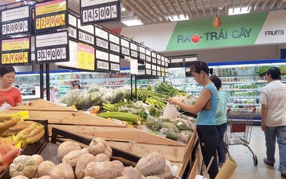Co.opmart連鎖超市銷售的商品由各地方供應。