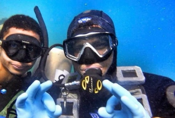 蓋拉尼(右)有望成為新的世界紀錄保持者。(圖源:互聯網)