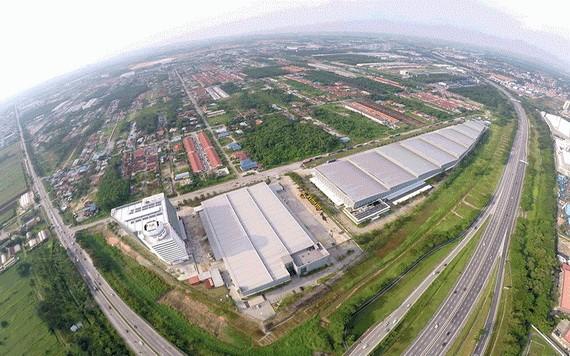 位於馬來西亞的斑馬吉隆坡物流中心。(圖源:互聯網)