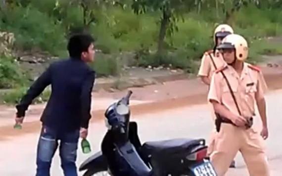 嚴懲交通安全秩序違規行徑。(示意圖源:互聯網)