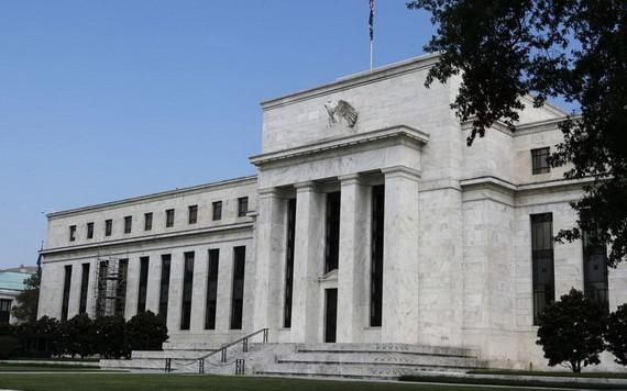 美聯儲總部大樓。(圖源:路透社)