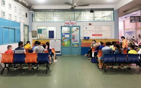 第一兒童醫院心理科接受不少被欺負、圍毆的學生前來諮詢與醫治。