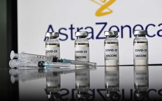 英國研製的新冠疫苗。(圖源:互聯網)