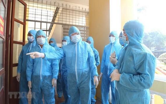 衛生部昨(5)日下午告知,我國新增7例新冠肺炎確診病例。累計全國新冠確診病例超過1500例。(示意圖源:越通社)
