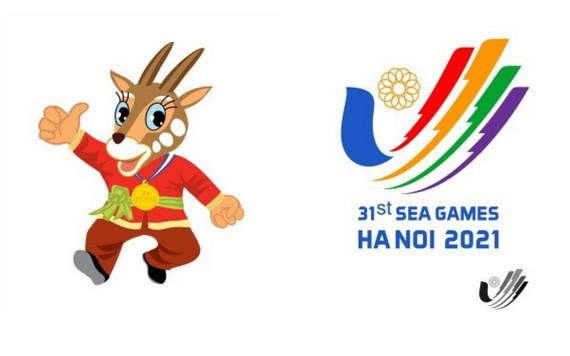 第三十一屆東南亞運動會吉祥物。(圖源:互聯網)