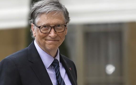 微軟聯合創始人比爾‧蓋茨。(圖源:AFP)